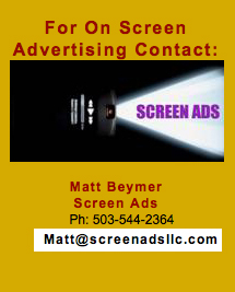 Contact us for screen advertising
